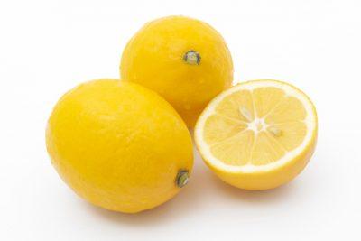 髪にいいレモン