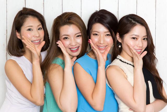 女性から4つのこと