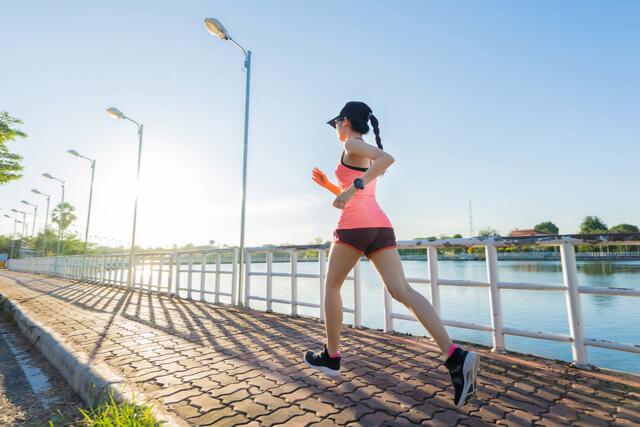 有酸素運動といえばジョギング